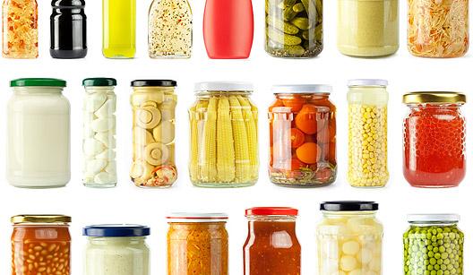 Alimentos em conserva