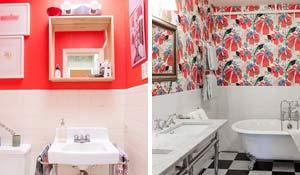 9 maneiras de renovar o visual do banheiro sem reforma