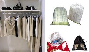 Como organizar o guarda-roupa feminino