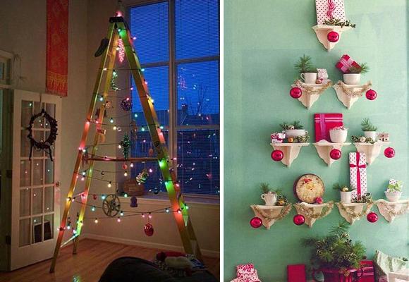 decoracao natal alternativa:Árvores de Natal alternativas – BBel :: Tudo sobre decoração e