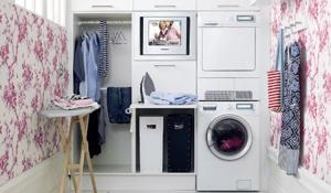 Ideias para deixar a lavanderia fashion