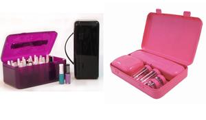 Como organizar maquiagem e bijuterias