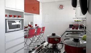 Feng shui na cozinha