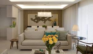 Projeto de iluminação valoriza ambientes
