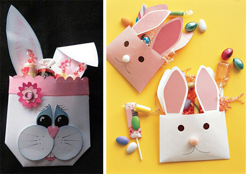 Fotos: 1 - pinterest.comsylviaruthveneaster-cards-and-craft-ideas; 2 - marthastewart.com