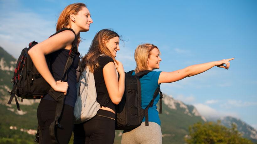 Lembranças de viagens ativam as amizades