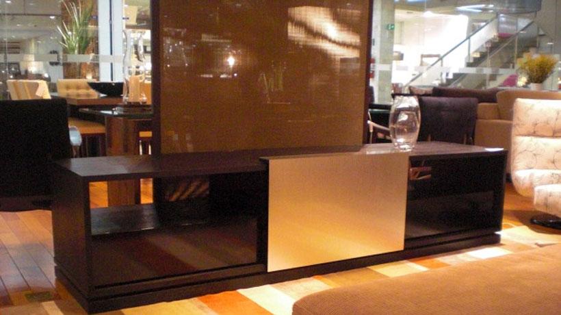 Móvel projetado pela Girona Design