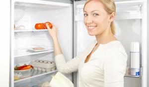 Como manter a geladeira organizada