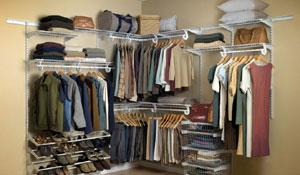Como montar um closet gastando pouco