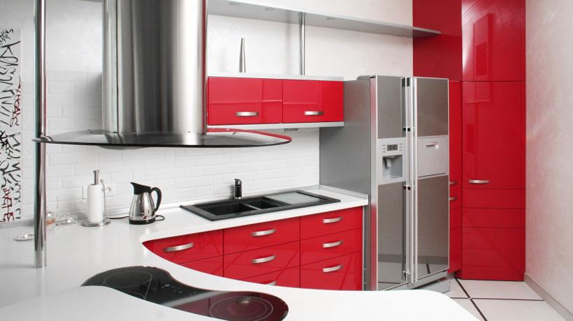 Cozinha planejada facilita organização
