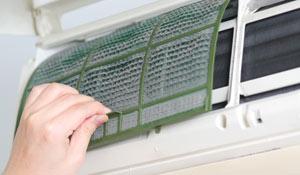 Como limpar ar-condicionado