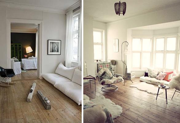 Fotos: 1 - pinterest.com; 2 - designsponge.com