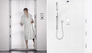 Acessórios inteligentes para o banheiro