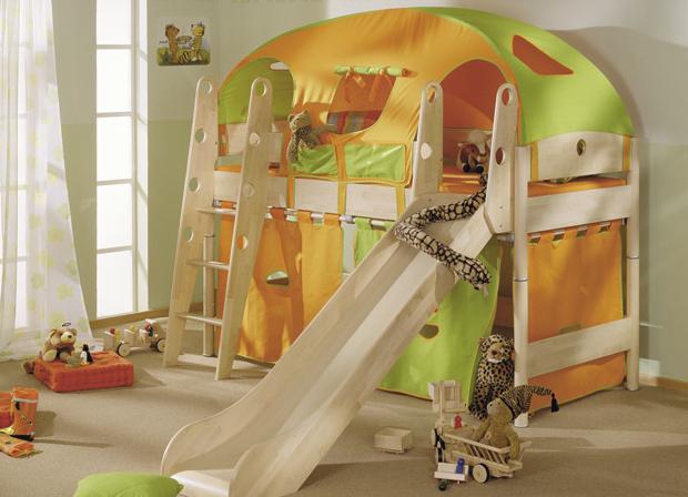Mobiliários para quartos flexíveis.