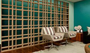 Cobogó retorna como elemento típico do design brasileiro