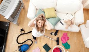 Como organizar a casa em 30 minutos