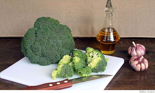 brócolis ninja