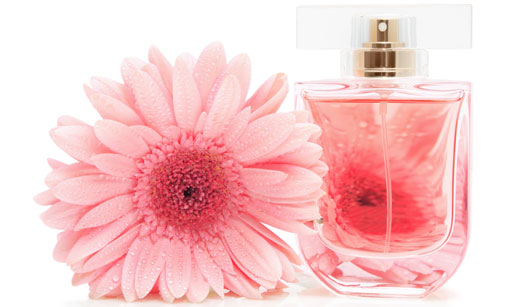 Fragrâncias florais são doces e delicadas