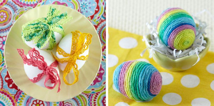 Artesanato ovos decorados para pásco