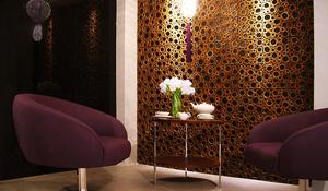 Sustentabilidade  e estilo marcam a decoração com bambu