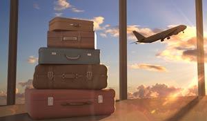 O que pode e não pode levar em uma viagem internacional