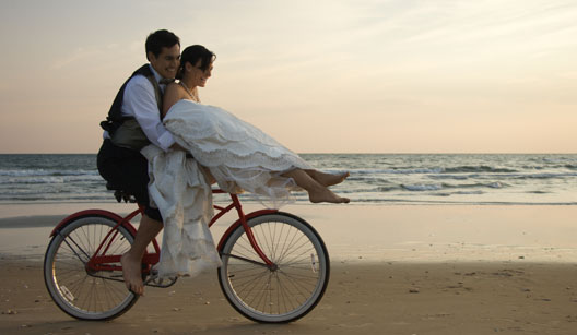 Casados demonstraram ser mais felizes