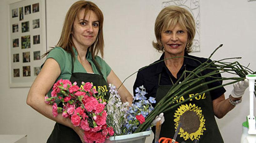 Alice Figueira e Anna Foz