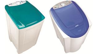 Ter tanquinho ou máquina de lavar na lavanderia?
