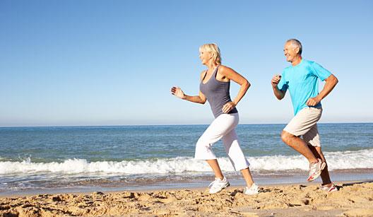 Exercícios ao ar livre atenuam menopausa