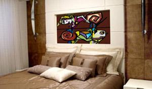 A arte do Feng Shui nas cores dos cômodos
